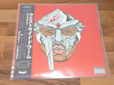 Westsidedoom - Vinyl Lp Obi Strip Daupe! Westside Gunn Mf Doom Sealed Conway