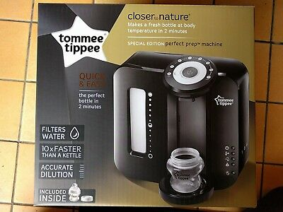 Tommee Tippee Closer to Nature Perfect Prep Machine - NEW