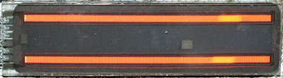 Cherry W750-2050, selfscan, nixie-neon-VU-display
