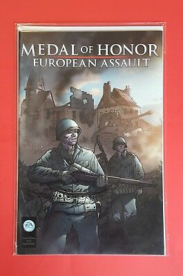 Medal of Honor Special Edition European Assault #0 2005 EA Promo Comic Book