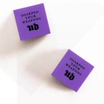 Lot of 2X Urban Decay Grind House Sharpener