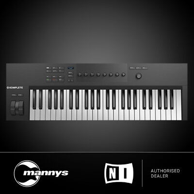 Native Instruments Komplete Kontrol A49 49-Key Smart Keyboard Controller