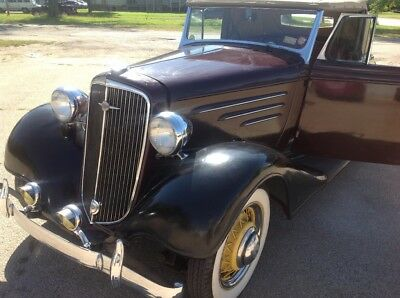 1934 Chevrolet Other Cabriolet Classic chevy