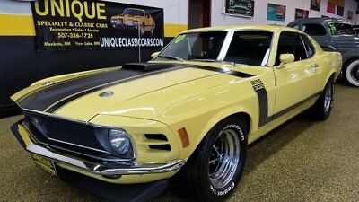 1970 Ford Mustang Boss 302 1970 Ford Mustang Boss 302, Marti Report, TRADES?
