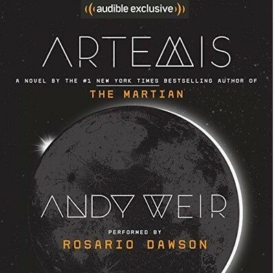 Artemis by Andy Weir (audio book, Download)