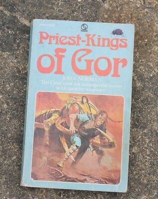 Priest-Kings of Gor (Gorean Saga, Book 3)  by John Norman...