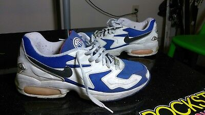 21dc8210fb61 OG 1994 NIKE Air Max2 Light Size 9 104042-401 VINTAGE RARE -  19.99 ...
