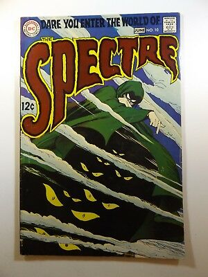 """The Spectre #10 """"Footsteps of Disaster!"""" Sharp VG/VG+ Condition!!"""