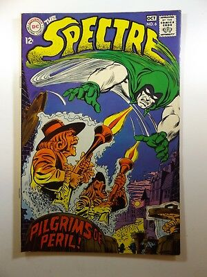"""The Spectre #6 """"Pilgrims of Peril!"""" Beautiful VG/VG+ Condition!!"""
