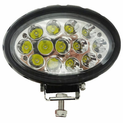 "LED2011 New Universal 6"" Oval LED Cab Spot Light fits Several Models"