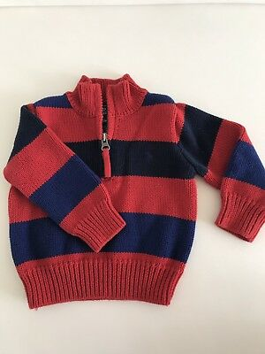 Polo By ralph lauren Sweater baby boy 12 months