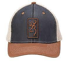 30800321 Browning Cap Navy BUCK