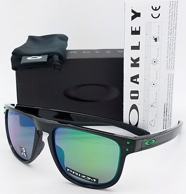 880f65fb25c NEW Oakley Holbrook R sunglasses Black Ink Jade 9377-0355 Round Green 9377 -03