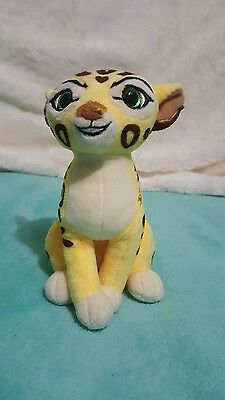 "6"" Ty Beanie Babies Lion King Guard Fuli Stuffed Collectible Plush Toy (129)"