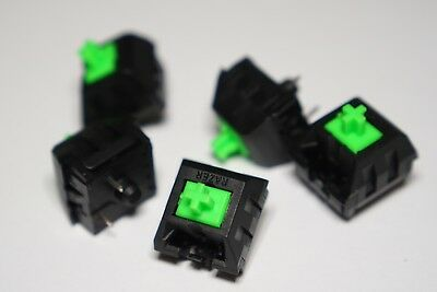 Razer Green Mechanical Keyboard Switch Replacement Tester