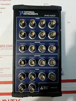 National Instruments  IMAQ-A6822
