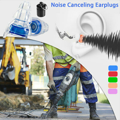 21db Ear Plugs Noise Reduction Canceling Hearing Protector Concert Music