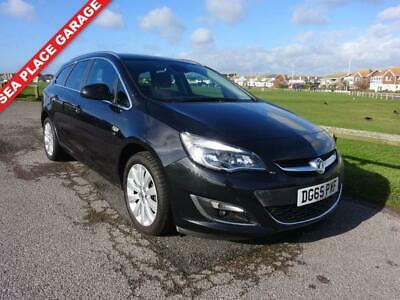 2015 65 Vauxhall Astra 1.6 Elite 113 Bhp Estate 1 Owner Ex Motability Full Histo