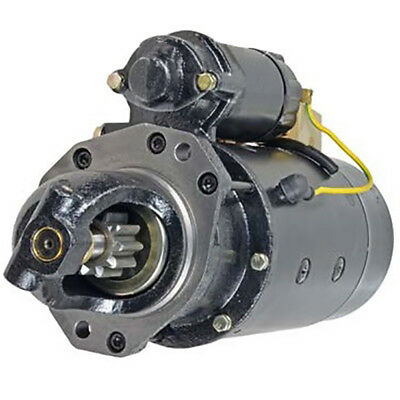 RE41875 Starter 12 Volt Nippondenso for John Deere 3010 3020 4010
