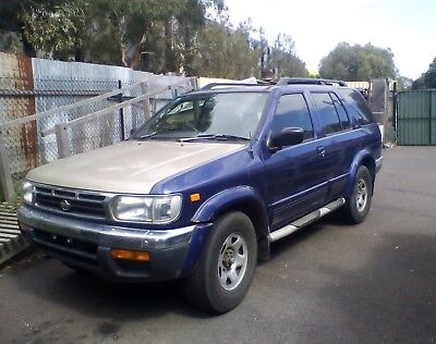 Nissan pathfinder 4WD hatchback 1996 RWC available