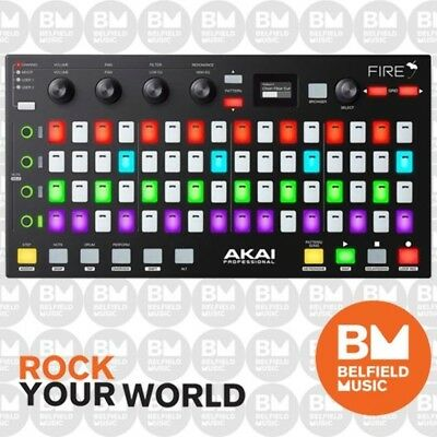 Akai Pro Fire Fruity Loops FL Studio Controller - Brand New - Belfield Music