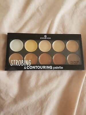 Strobing And Contouring Palette