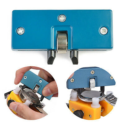 Adjustable Watch Back Case Battery Cover Opener Remover Wrench Repair Rectangle