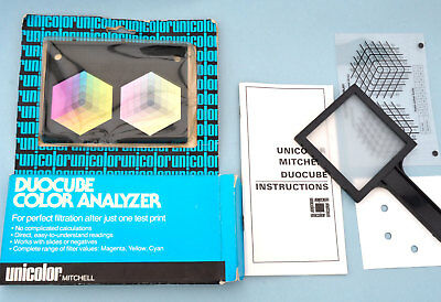 Duocube Color Analyser - unicolor mitchell