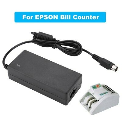 For EPSON PS180 PS179/ NCR RealPOS 7197 Replace Power Supply Adapter 72W 24V 3A