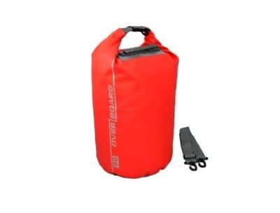 Overboard OB1006R Sac Tube Étanche 30 litres Rouge