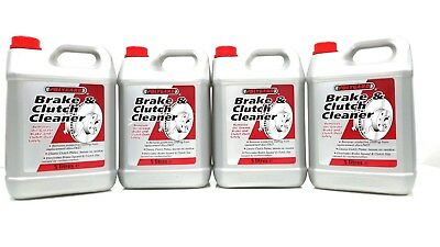 Polygard Brake And Clutch Cleaner Eliminates Brake Squeal 5L X 4 (20 Litres)