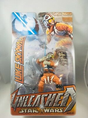 Star Wars Unleashed Luke Skywalker Action Figure