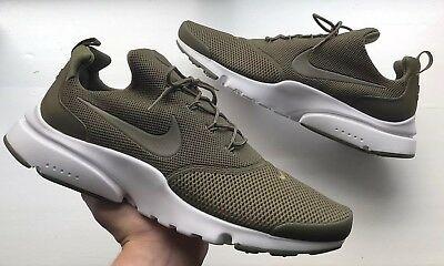 Nike PRESTO FLY 908019 201 Mens Trainers Medium Olive green UK 13 EUR 48.5  US 14 15a5a75a9