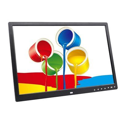 17 Inches Screen HD LED Digital Photo Frame 1440*900 Electronic Picture Album FT