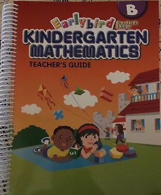 Earlybird Kindergarten Mathematics Textbook A (Standards Edition)