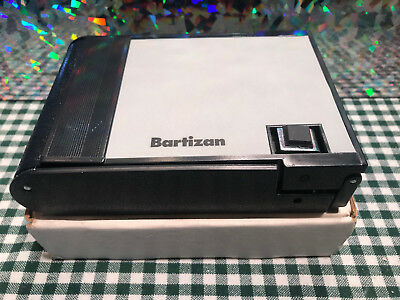 Addressograph Bartizan Portable Manual Credit Card Imprinter Security