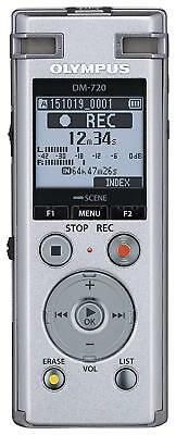 Olympus DM-720 Digital Voice Recorder V414111SU000
