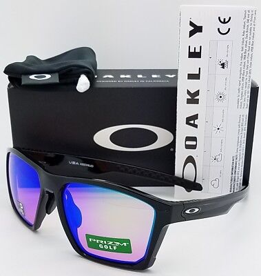 5de8e794ec NEW Oakley Targetline Sunglasses Black Prizm Golf 9398-0458 G30 AUTHENTIC  Asian