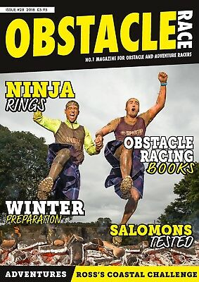 Obstacle Race Magazine - Issue 28 - 2018