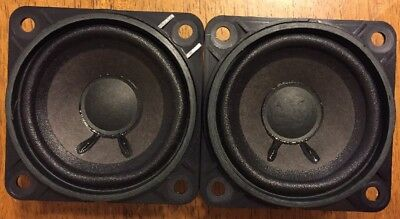 "2003-08 Infiniti FX35 FX45 Front Dash Bose Audio Speaker Speakers 3"" OEM Tweeter"