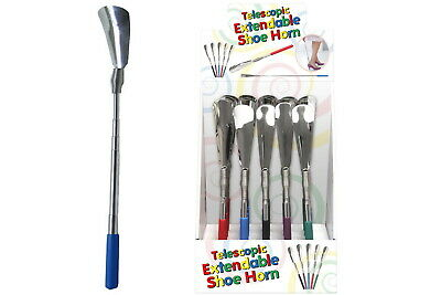 NEW Telescopic Extendable Shoe Horn   Shoes Accessorie Novelty Gift   ihartTOYS