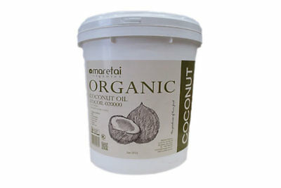 Organic Virgin Coconut Oil - Pail 20 L 100% Pure (Australian Certified Organic)