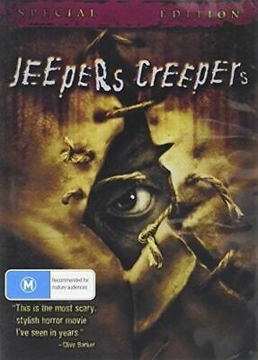 Jeepers Creepers 1 DVD New Sealed Australia All Regions