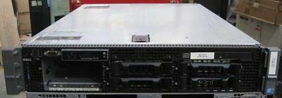 Dell PowerEdge R710 6 Bay Server Dual Xeon Quad Core X5570 CPU@ 2.93GHz, 4GB RAM