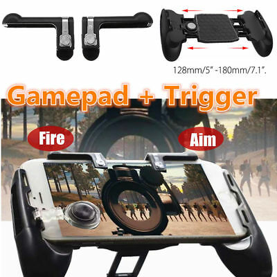 Game Gamepad Trigger Controller Joystick Shooter For All Cell Phone Android IOS