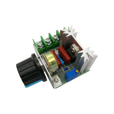 AC220V 2000W SCR Voltage Dimmers Motor Speed Thermostat Voltage Regulator Module