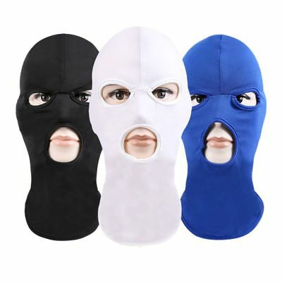 AU Ski Motorcycle Cycling Balaclava Full Face Mask Neck Scarf Windproof Outdoor