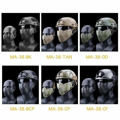 Mask Outdoor Masks Airsoft Paintball Knight Mask Tactical Mask Equipment BI