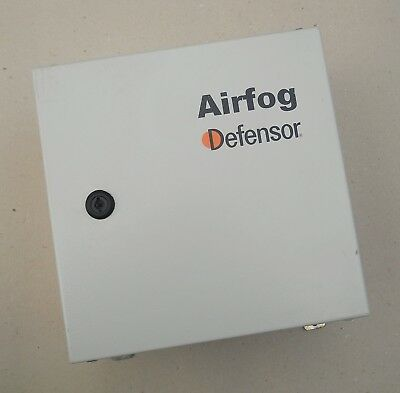 DRAABE(Condair Systems) Airfog Defensor AF-S2 Luftbefeuchter / Humidifier