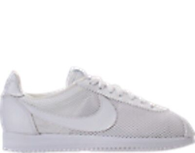 reputable site b4ec9 52646 Women s Nike Classic Cortez Premium Casual Shoes Size 8 in White.